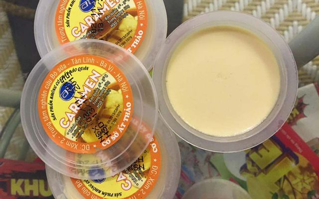 Ất Thảo Milk - Trần Tử Bình ở Hà Nội