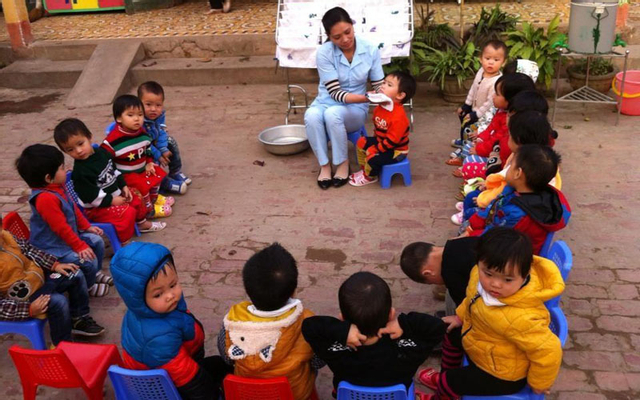 Mẫu Giáo Con Ong Nhỏ - Vân Đồn ở Đà Nẵng