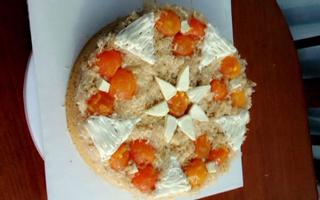 Phùng Trang - Bánh Bông Lan Trứng Muối