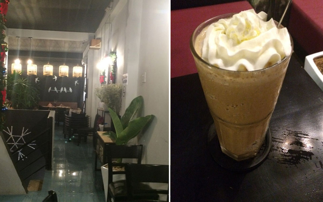 Đen Cafe ở Cà Mau