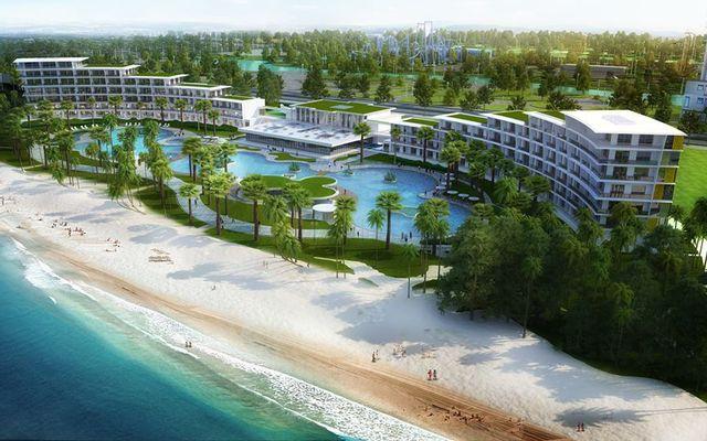 A La Carte Sam Son Resort ở Thanh Hoá