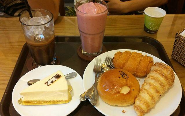Satra Bakery & Cafe ở TP. HCM