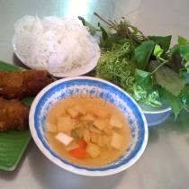 Quán Hồng Quang - Bún Chả Hà Nội