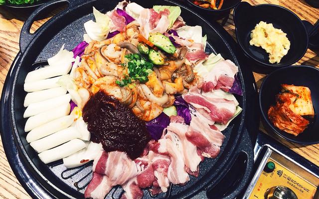 Octopus King - Nhà Hàng Vua Bạch Tuộc Hàn Quốc