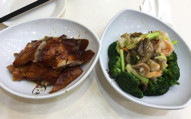 Macau Restaurant ở Hong Kong City