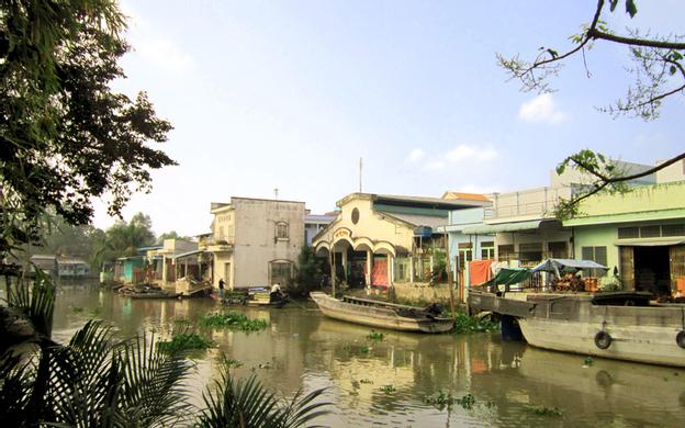 Hàng Gòn, P. Thường Thạnh Quận Cái Răng Cần Thơ