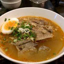 Gõ Thái Noodles - Mì Thái - Nguyễn Trãi