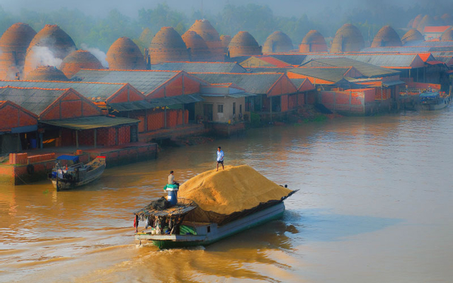 Làng Gốm Vĩnh Long ở Vĩnh Long