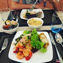 Central Restaurant - Liberty Central Nha Trang Hotel