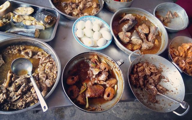 Cơm Bao No 20k