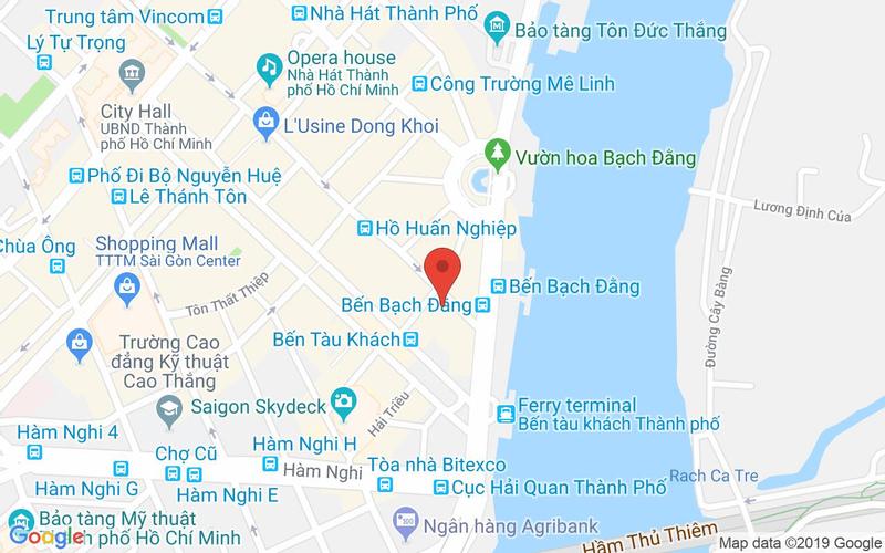 Bản đồ - ANH TUKK - Ẩm Thực Thái Lan