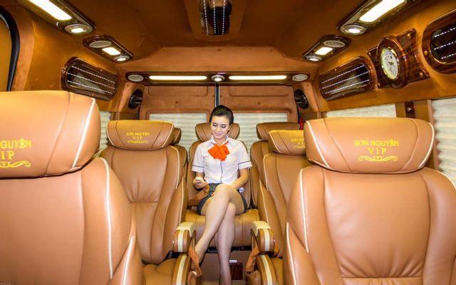 Xe Khách Sơn Nguyên Limousine ở TP. HCM