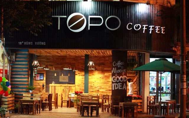 Topo Coffee ở Đắk Lắk