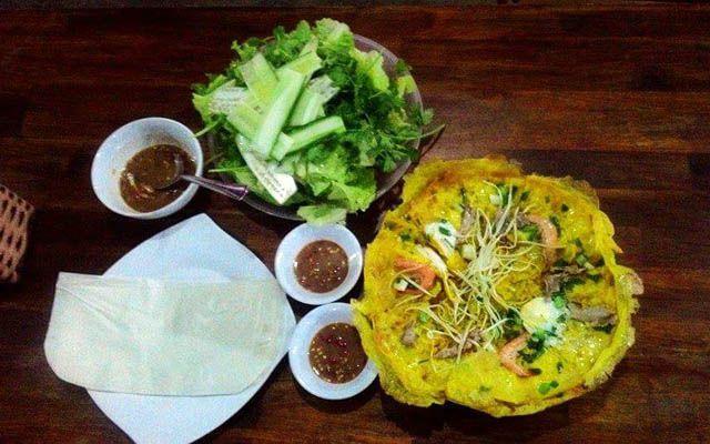 Bánh xèo Bé Uyên - Đặc sản Đại Lộc - 103 Lê Thanh Nghị ở Đà Nẵng