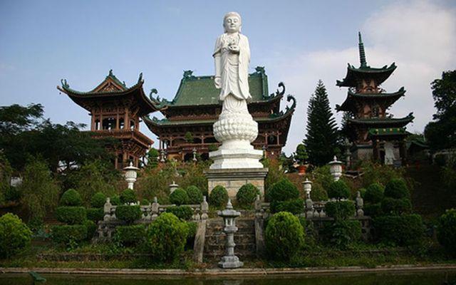 Chùa Minh Thành ở Gia Lai