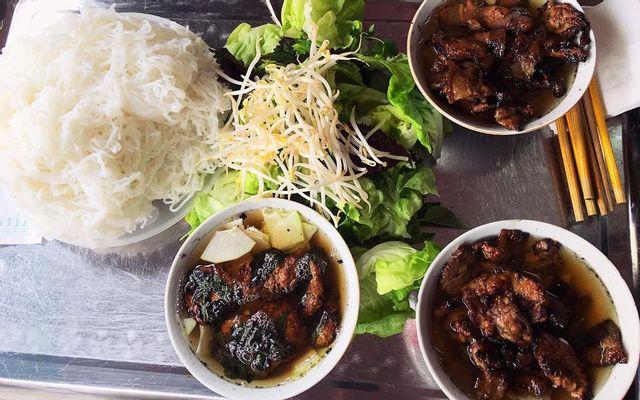 Bún Chả Bún Cua & Bún Cá ở Hà Nội