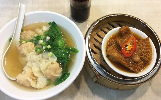 Dimsum & Noodle - Carnarvon Road ở Hong Kong City