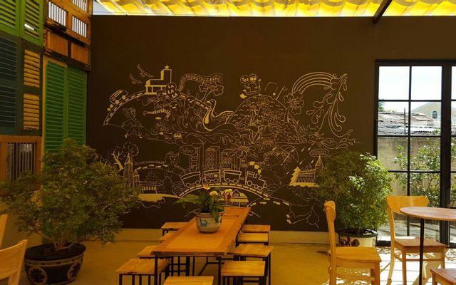Maybe Blue Cafe ở Lâm Đồng