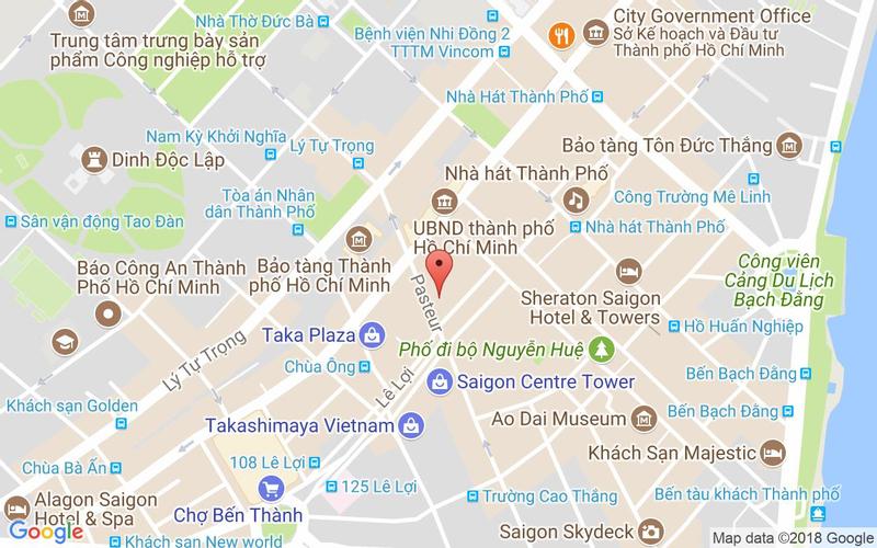 Bản đồ - Somtum Der - Món Ăn Thái
