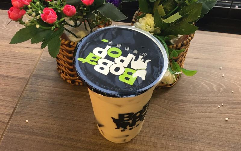 Trà Sữa Bobapop - E Mart Gò Vấp