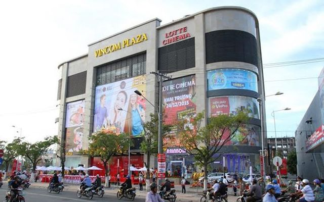 Vincom Plaza Long Xuyên ở An Giang