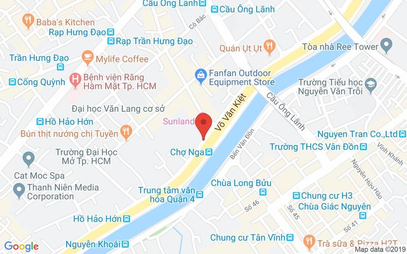 Bản đồ - Mộc - Riêu & Nướng - Võ Văn Kiệt