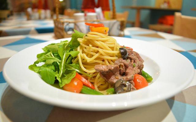 Hẻm Spaghetti - Nguyễn Đình Chiểu ở TP. HCM