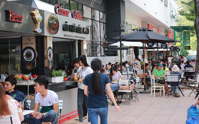 Corner Coffee ở Vũng Tàu