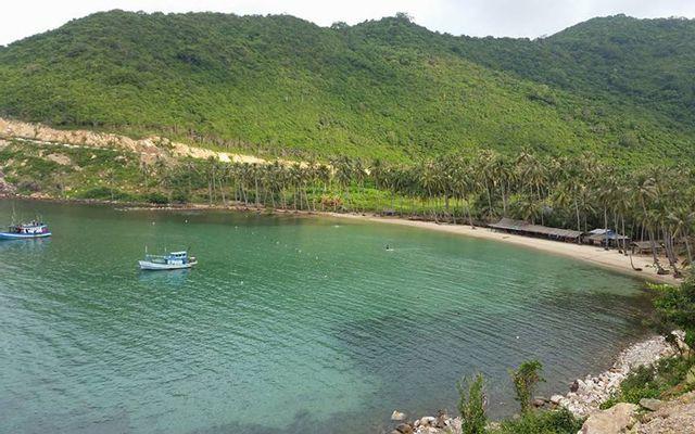 Bãi Mến ở Kiên Giang
