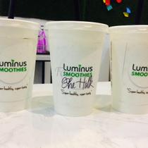 Luminus Smoothies - Sinh Tố Sức Khỏe - Pasteur