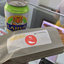 Bánh Năm - Bánh Mì - Nguyễn Bỉnh Khiêm