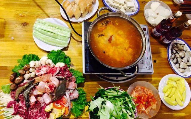 Tafelu BBQ ở Thái Nguyên