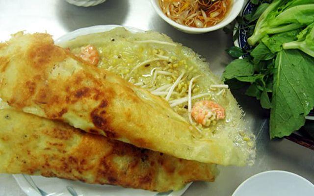 Bánh Xèo Quảng Ngãi - Tú Mỡ ở Đà Nẵng