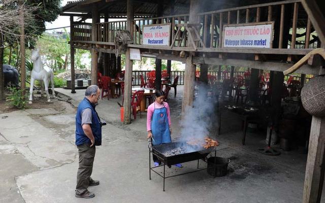 Hà Mèo - Restaurant & Homestay ở Lào Cai