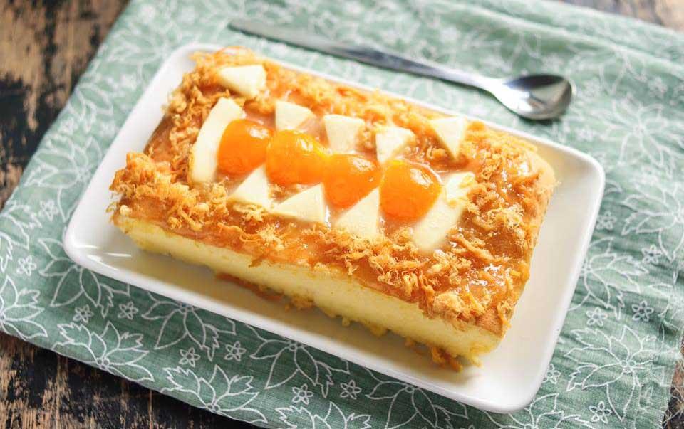 Vitamin Cake - Bông Lan Trứng Muối - Shop Online