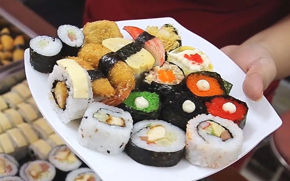 Sushi Viên Ông Chủ Nhỏ - 78 Nguyễn Tiểu La
