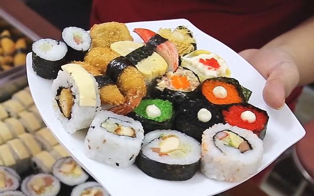 Sushi Viên Ông Chủ Nhỏ - 78 Nguyễn Tiểu La ở TP. HCM