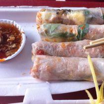 Kim Sài Gòn - Bánh Tráng Trộn - Cuốn Bơ & Gỏi Xoài