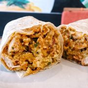 Chicken/Bacon/Guacamole Burrito 195k