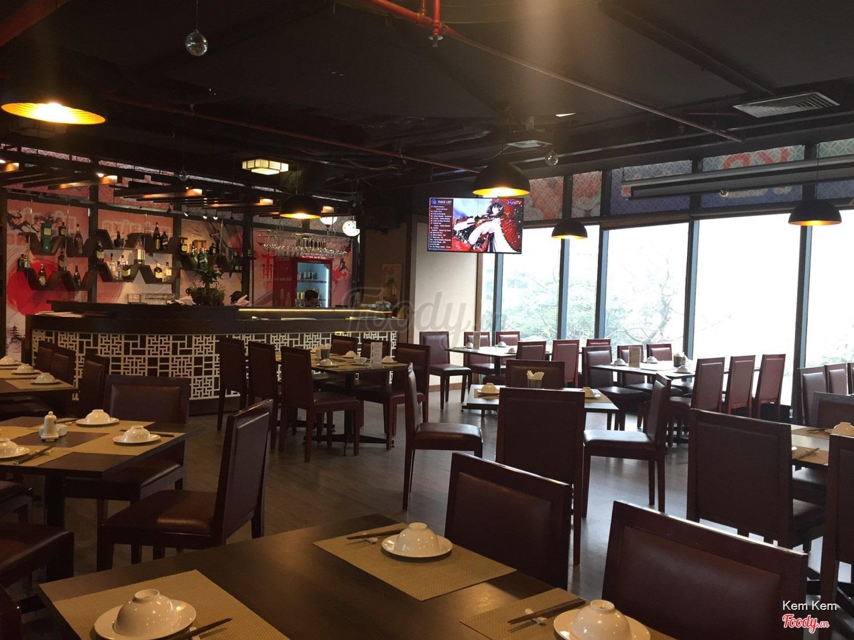 nhà hàng hải sản ngon_KB Restaurant