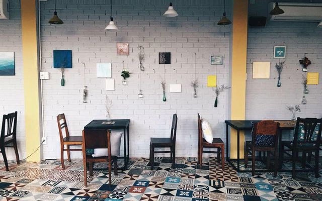 Nhỏ Cafe ở Vũng Tàu