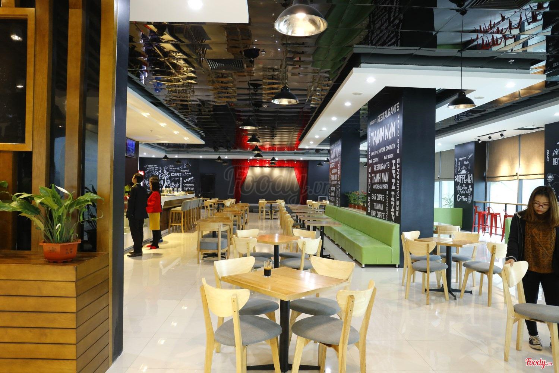 buffet hải sản ngon tại hà nội_Buffet Thành Nam