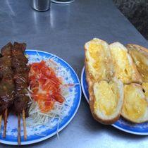 A Tùng - Bánh Mì Bò Nướng Bơ Cambodia