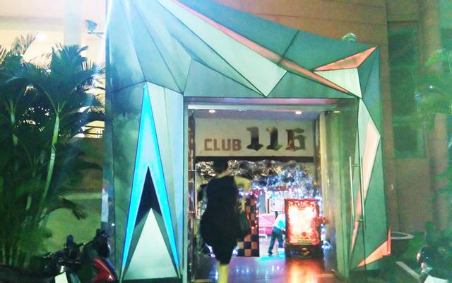 Club 116 ở TP. HCM