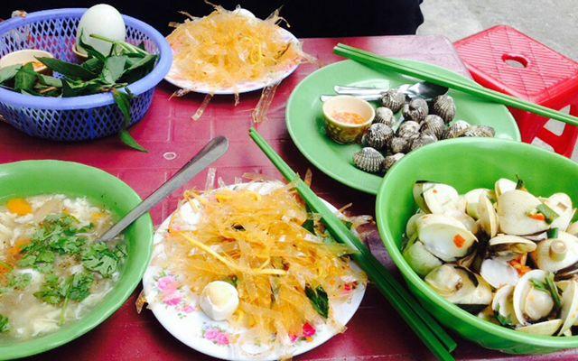 Ăn Vặt Ông Tí - Nguyễn Huệ ở Phú Yên