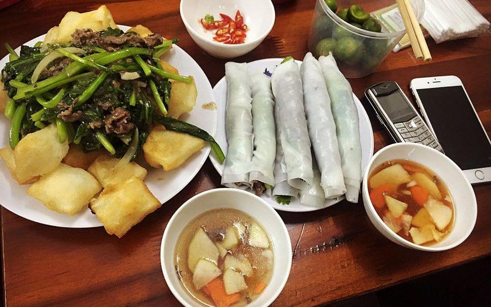 Phở Cuốn Hương Mai - TT Giảng Võ