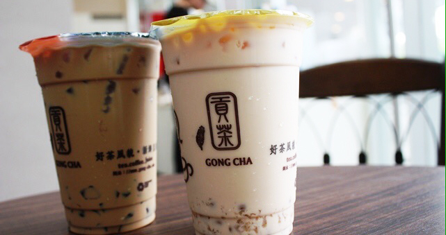 Trà Sữa Gong Cha - 貢茶 - Phan Xích Long