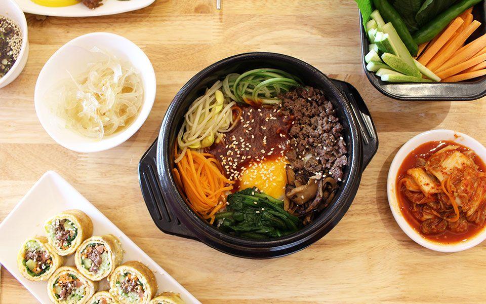 Busan Korean Food - Món Hàn Quốc - Đinh Tiên Hoàng