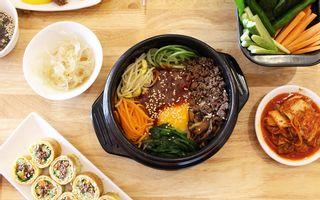 Busan Korean Food - Món Hàn Quốc