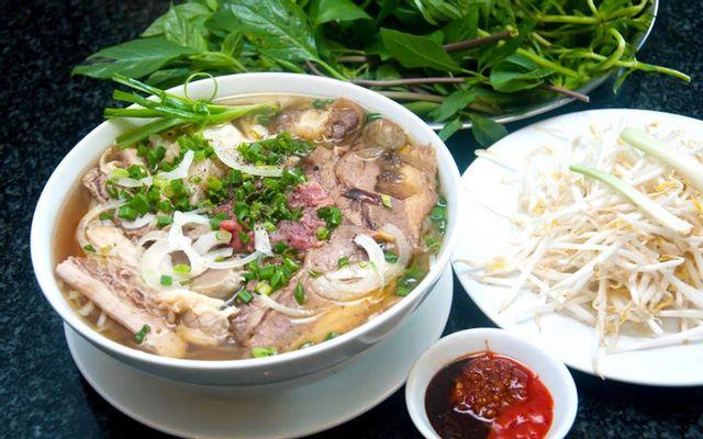 Phở Hùng - Nguyễn Cảnh Chân ở TP. HCM